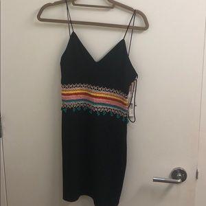 Brand new Alice + Olivia black body con dress